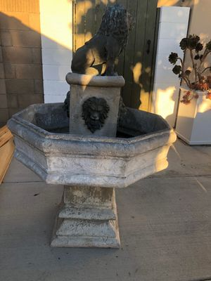Awesome Fountain ⛲️ $275 OBO for Sale in Garden Grove, CA