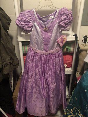 Disney Rapunzel costume dress sz 9/10 for Sale in Oviedo, FL