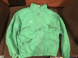 Puma jacket for Sale in Pikesville, MD