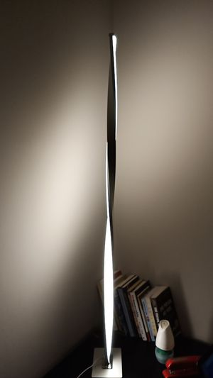 36 in standing Helix Lamp with 3 Settings for Sale in Arlington, VA