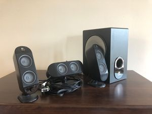 Computer 3.1 Speaker and Subwoofer system for Sale in Alexandria, VA