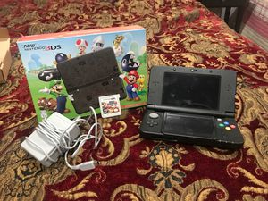 Nintendo 3Ds w/ Super Smash Bro's for Sale in Burbank, CA