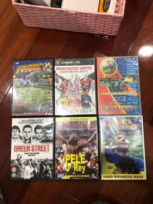 Soccer / Football DVDs for Sale in Coral Gables, FL