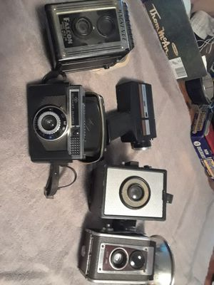 Antique cameras! for Sale in Edgewood, WA
