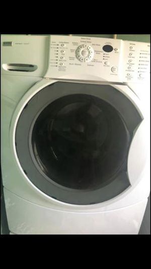 Front Load washer & Hotpoint Dryer for Sale in Wauchula, FL