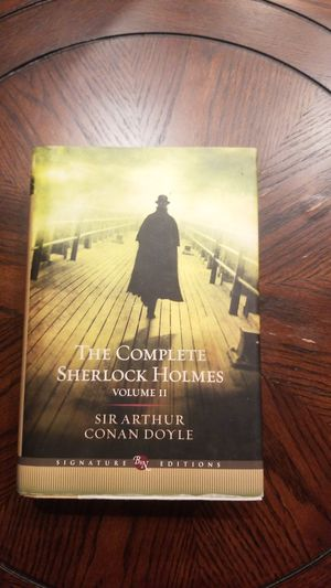 The Complete Sherlock Holmes vol 2 book for Sale in San Jacinto, CA