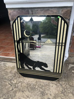 Panther mirror for Sale in Hilliard, OH