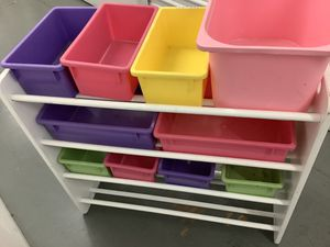 Kids toy organizer for Sale in Inglewood, CA