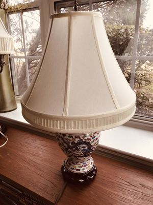 Beautiful lamp for Sale in Odenton, MD