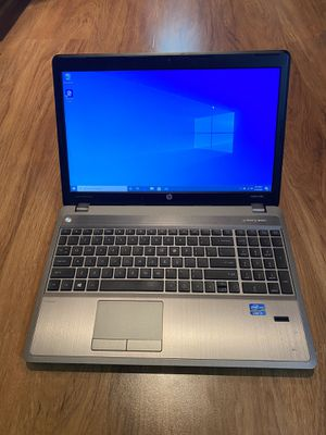 HP ProBook 4540s core i5 3rd gen 8GB Ram 500GB Hard Drive 15.6 inch HD Screen Laptop with HDMI output & charger in Excellent Working condition!!!! for Sale in Aurora, IL
