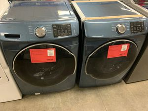New Samsung Washer Gas Dryer On Sale 1yr Factory Warranty for Sale in Chandler, AZ