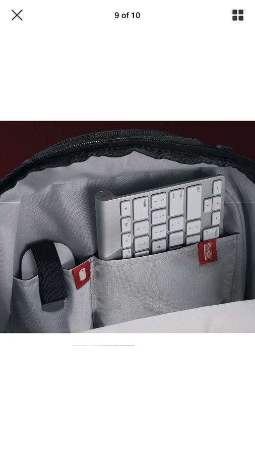 Elkeven Laptop backpack 17