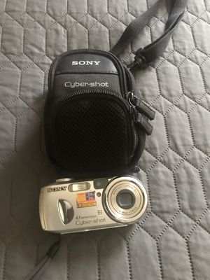 Sony Cybershot Camera for Sale in East Hartford, CT