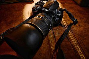 Nikon D3000 for Sale in Downey, CA