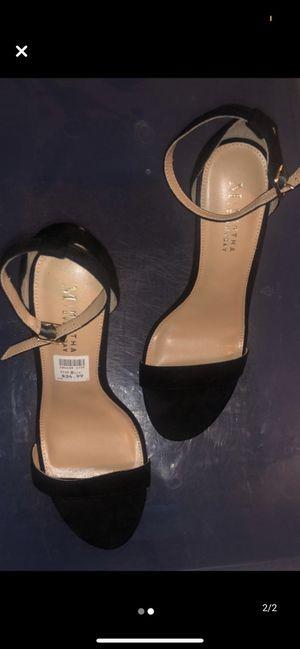 Black suede Heels for Sale in Oakland, CA