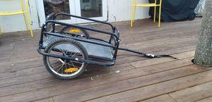 M-WAVE Folding bike luggage trailer for Sale in Miami, FL