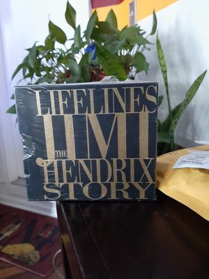 JIMI HENDRIX CD BOX SET for Sale in Chesapeake, VA