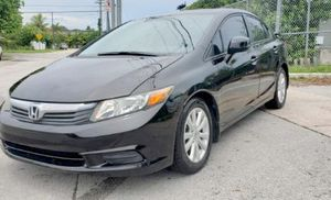 2012 HONDA CIVIC for Sale in Hialeah, FL
