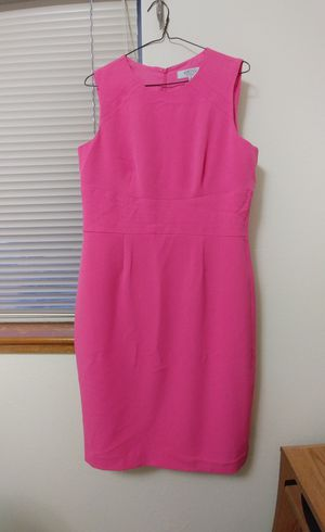 Like new pink dress size 10 for Sale in Marysville, WA
