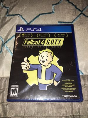 Fallout 4 for Sale in Antioch, CA