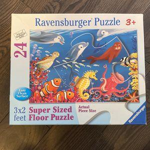 Jumbo Kids Puzzle for Sale in Leesburg, VA