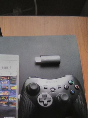 Ps3 320gb With Bluetooth controller and game. for Sale in Anaheim, CA