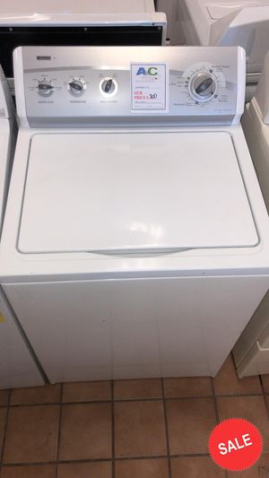 BLOWOUT SALE!Kenmore Washer 110v CONTACT TODAY! #1512 for Sale in Glen Burnie, MD