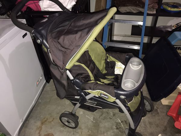 Chicco Single Stroller