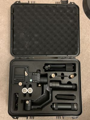 Zhiyun crane plus gimbal for cameras like new ! for Sale in Walnut, CA