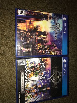 Kingdom Heart 1.5 2.5 and 3 bundle for Sale in Perris, CA