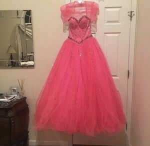 Hot Pink Dress Size 0 for Sale in East Islip, NY