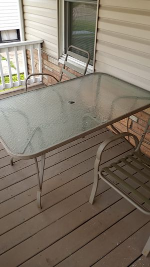 Outdoor furniture for Sale in Mitchell, IL