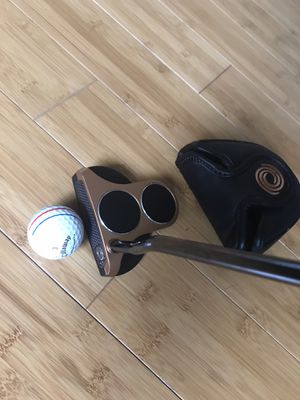 """Odyssey EXO 2-Ball Limited Edition Putter 34"""" - Like New - Retails $599 for Sale in Dallas, TX"""