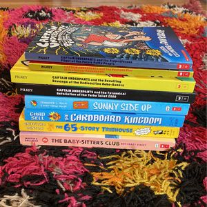 Captain Underpants & Comic Book Lot for Sale in Torrance, CA