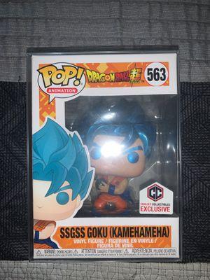 Funko pop Dragon Ball Z (SSGSS GOKU KAMEHAMEHA) for Sale in Artesia, CA