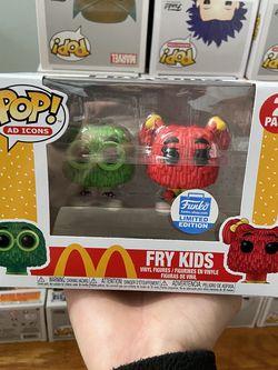 Fry Kids Funko Pop for Sale in Potomac,  MD