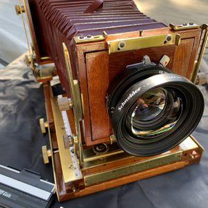 Wiener Technical Field camera 4X5 w/ Schneider lens for Sale in Beverly Hills, CA