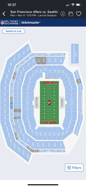 49ers tickets for Sale in Fresno, CA
