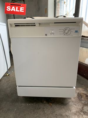 🚀🚀🚀Delivery Available Dishwasher Roper Works Perfect #1339🚀🚀🚀 for Sale in MD, US