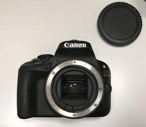 Canon EOS Rebel SL1 DSLR camera + 2 lenses and more! for Sale in Aurora, IL