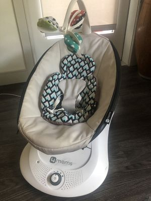 Baby swing and dock a tot for Sale in Costa Mesa, CA