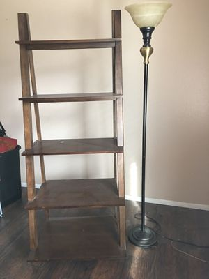 Ladder book shelf for Sale in Scottsdale, AZ