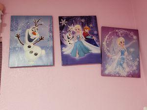 Frozen canvas for Sale in Miami, FL
