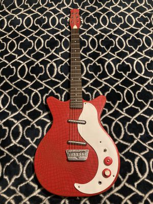 Danelectro '59 D59O (Red Alligator) for Sale in Los Angeles, CA