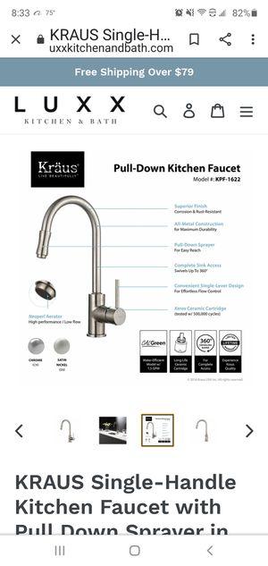 Kraus Kitchen Faucet (NIB) for Sale in Pataskala, OH