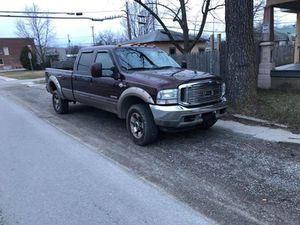 2004 Ford F3 50 King Ranch 4x4 fully deleted for Sale in Alger, OH