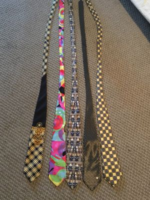 Gianni Versace ties for Sale in Fort Lauderdale, FL