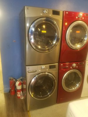 Kenmore front load washer and dryer set in excellent condition for Sale in Baltimore, MD