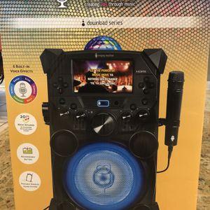 Fiesta Voice Singing Machine Karaoke System for Sale in Baton Rouge, LA