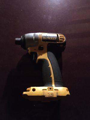Dewalt impact gun for Sale in Westland, MI